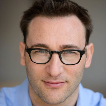 "6: Simon Sinek | What's Your ""Why"" and Where Do You Find It?"
