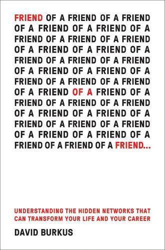 Friend of a Friend by David Burkus