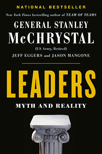 Leaders: Myth and Reality by Stanley McChrystal