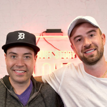 129: Chris Pfaff | The Drama Behind the Young and Reckless