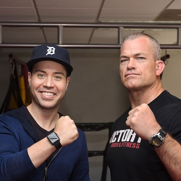 Jocko Willink and Jordan Harbinger