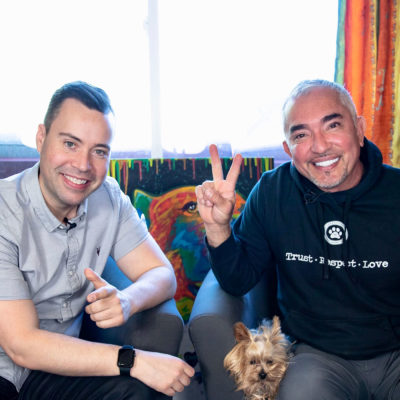 162: Cesar Millan | Seeing the World from a Dog Whisperer's Perspective