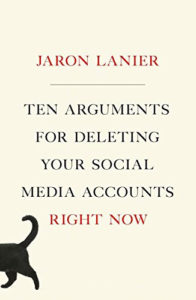 Jaron Lanier | Why You Should Unplug from Social Media for Good