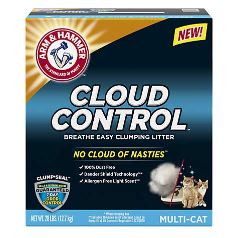 Cloud Control Litter by Arm & Hammer
