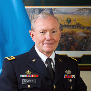 351: General Martin Dempsey | No Time For Spectators