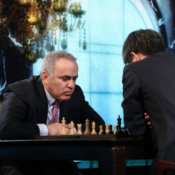 360: Garry Kasparov   Deep Thinking for Disordered Times