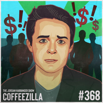 368: Coffeezilla | How to Expose Fake Guru Scams