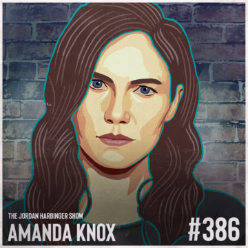 386: Amanda Knox | The Truth About True Crime