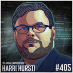 405: Harri Hursti | The Cyber War on America's Elections