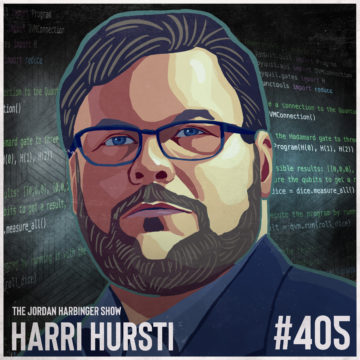 405: Harri Hursti | The Cyber War on America's Elections