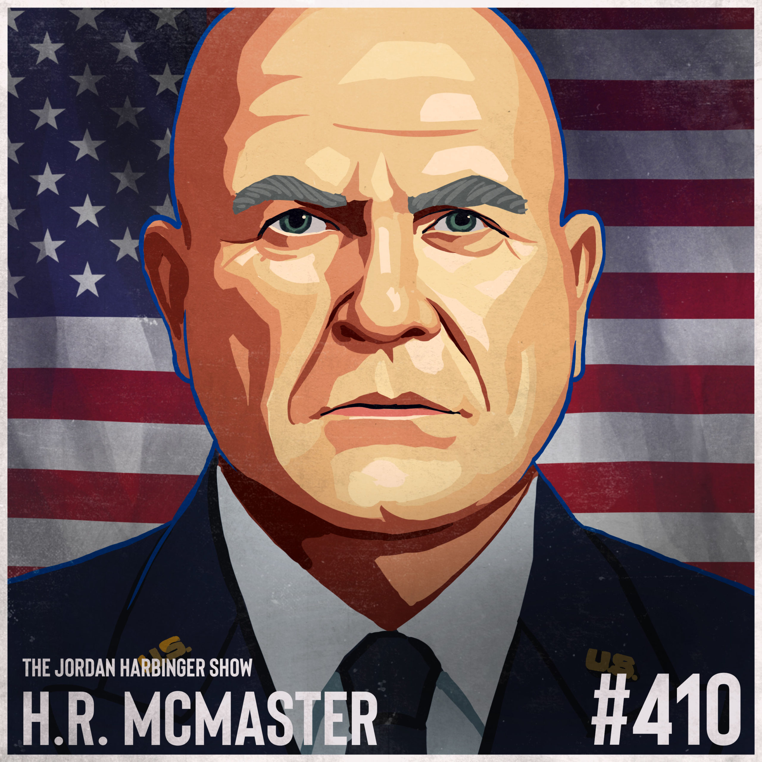 410: H.R. McMaster | The Fight to Defend the Free World