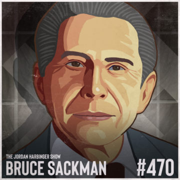 470: Bruce Sackman | A Glimpse Behind the Murder Curtain