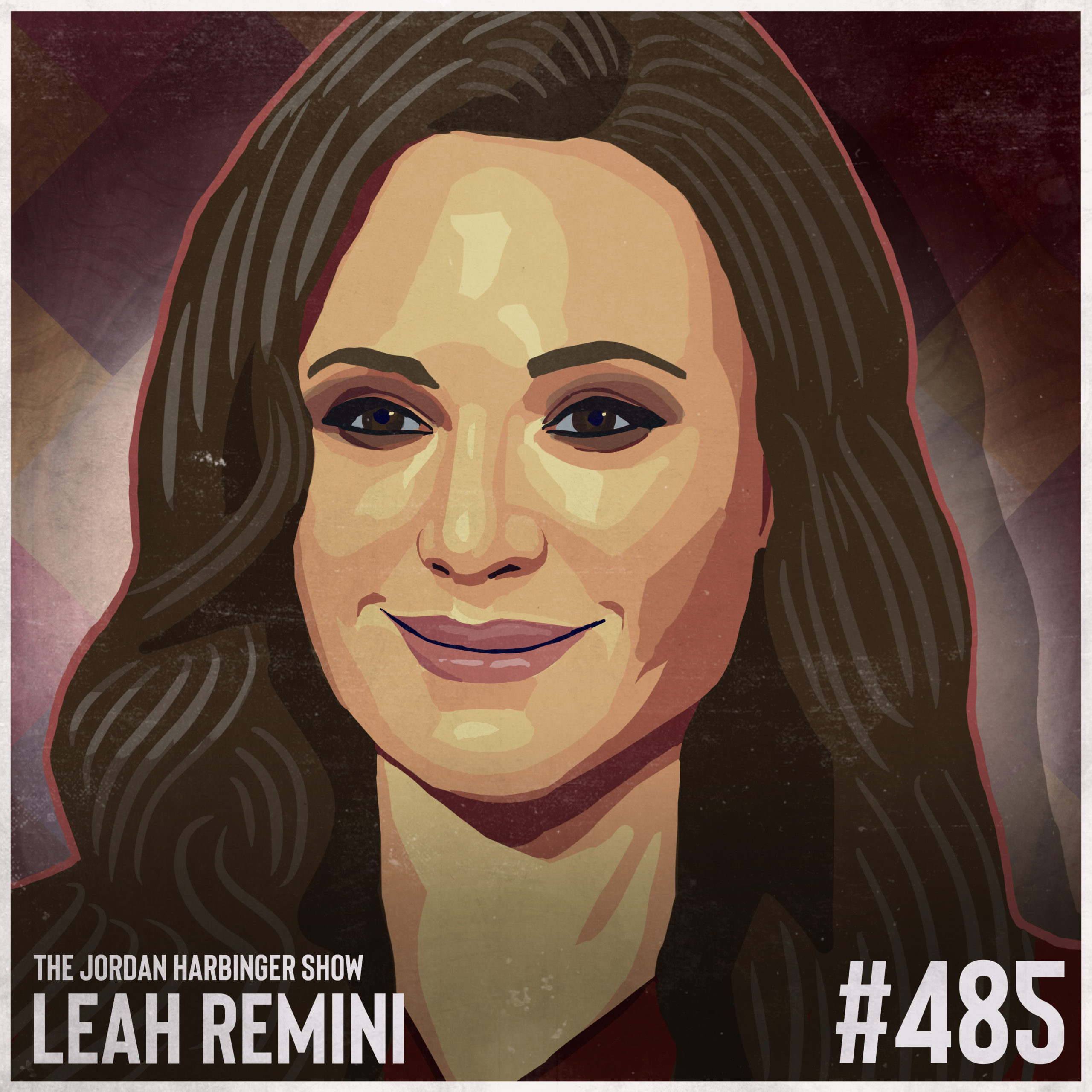 485: Leah Remini | Surviving Hollywood and Scientology
