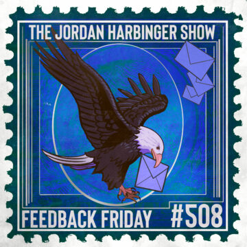 508: Shaking an Unsuitable Stalking Suitor | Feedback Friday