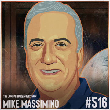 516: Mike Massimino   Unlocking Science Secrets with an Unlikely Spaceman