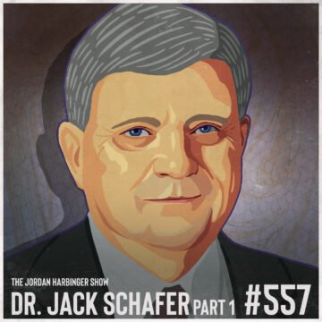 557: Dr. Jack Schafer | Flipping the Like Switch Part One
