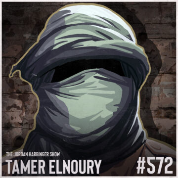 572: Tamer Elnoury   Undercover with a Muslim FBI Agent